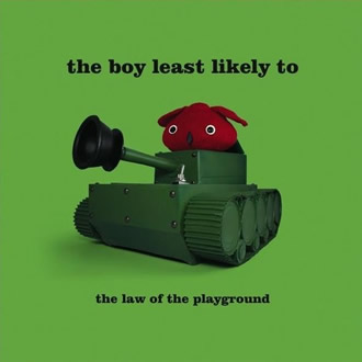 The Boy Least Likely To-《The Law Of The Playground》专辑下载试听